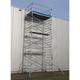 ASC Universele Rolsteiger 1.35 x 1.90, Platform hoogte 2.2 mtr
