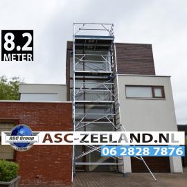 8.2 METER - ASC RENT - ZEELAND